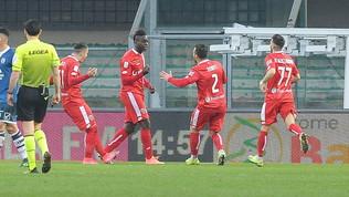 Monza ok: Balotelli stende il Chievo. Venezia secondo in rimonta