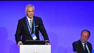 """Gravina sul caso Suarez: """"Da approfondire anche dal punto di vista sportivo"""""""