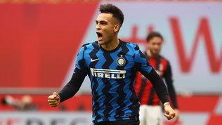 """Lautaro: """"Uniti per portare in alto l'Inter: campionato unico obiettivo"""""""