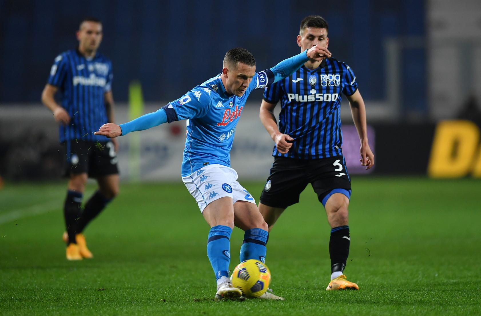 Atalanta-Napoli 4-2, le migliori immagini del match di Bergamo.<br /><br />