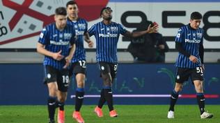 Zapata-Gosens-Muriel-Romero  avvisano  il Real:la Dea strapazza il Napoli