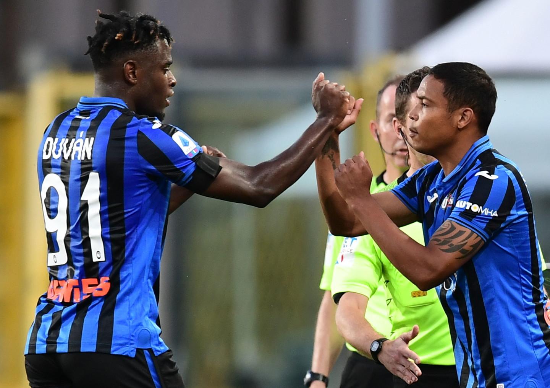 10) Zapata-Muriel (Atalanta): 23 gol, 9+14