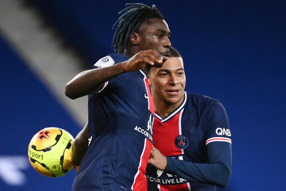 3) Mbappé-Kean (PSG): 26 gol, 16+10