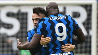 Coppie gol: Lukaku-Lautaro al top in Italia, seconda in Europa