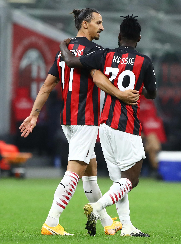 15) Ibrahimovic-Kessie (Milan): 21 gol, 14+7