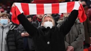 Premier, i tifosi tornano allo stadio: c'è la data della riapertura