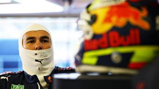 Red Bull, nuova monoposto e primi giri per Perez
