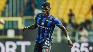 L'Atalanta piange il giovane Willy Ta Bi: minuto di silenzio col Real
