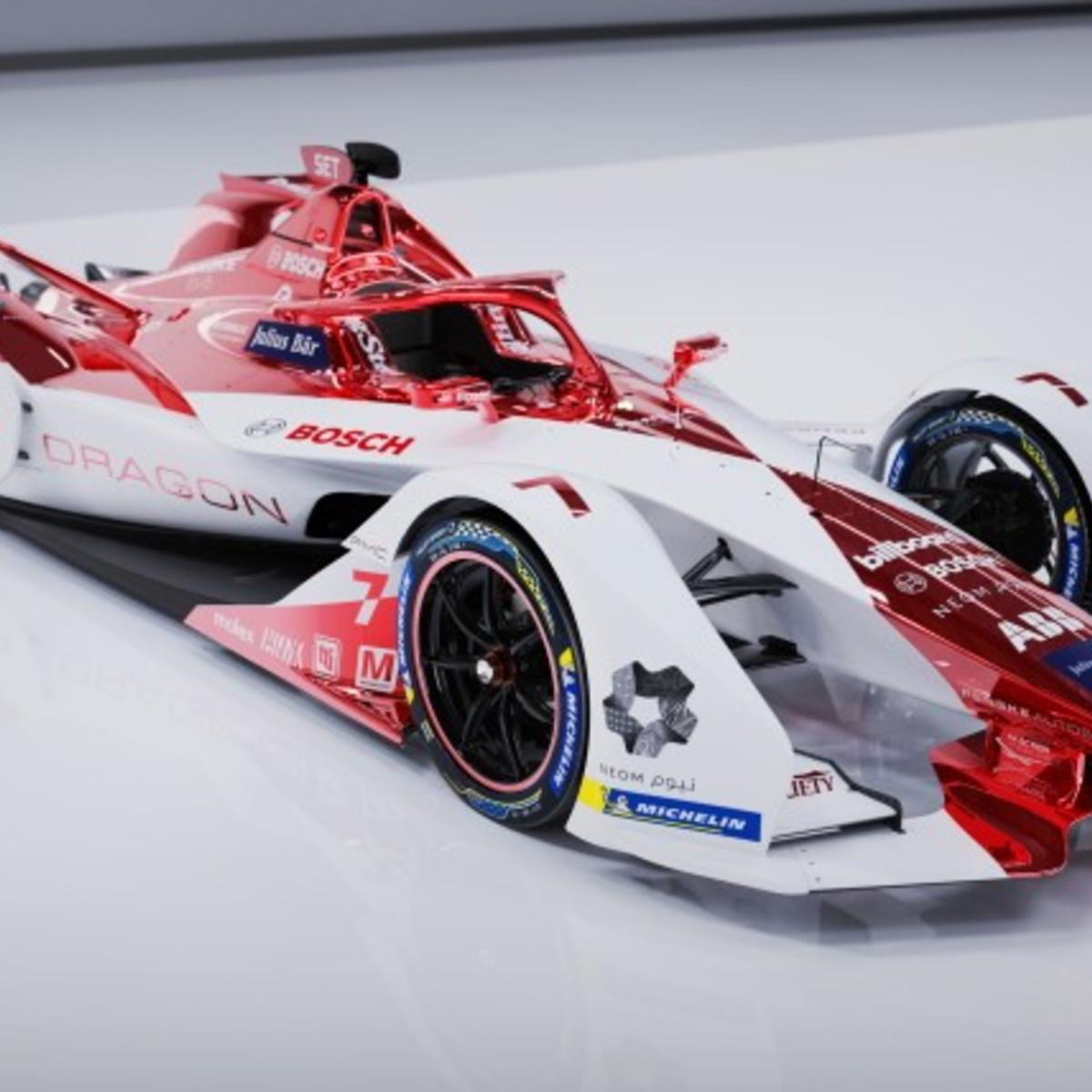 Bosch-Dragon/Penske insieme in Formula E