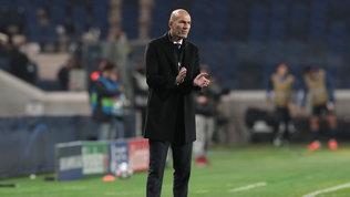 """Zidane: """"Giocato male, ma conta il risultato. Tutto è ancora aperto"""""""