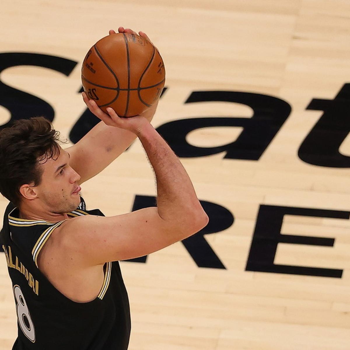 Gallinari show, 38 punti contro Boston. Utah affonda i Lakers