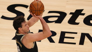 Gallinari show, 38 punti contro Boston. Utah affonda i Lakers
