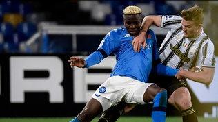 Juventus-Napoli, finalmente c'è la data del recupero
