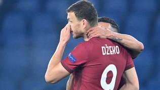 Roma carica per il Milan, ma col dubbio Dzeko: Fonseca punta... sull'Olimpico