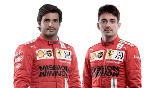 """Leclerc: """"Gettare le basi per il 2022"""". Sainz: """"Voglio il titolo entro 5 anni"""""""
