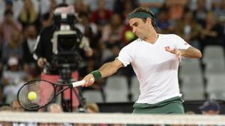 """Federer conferma ritorno a Doha: """"Il countdown inizia"""""""