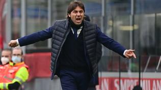 """Conte: """"Inter la mia sfida più dura, vorrei restare a lungo"""""""