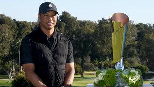 Le terapie funzionano: Tiger Woods si sta riprendendo