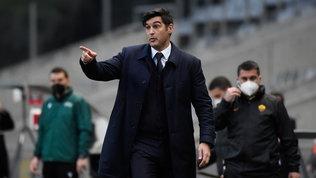 """Fonseca: """"Non credo al Milan in crisi, pronti per una grande partita"""""""