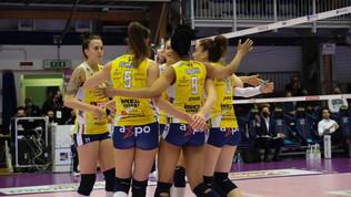Serie A1: 51ª vittoria di fila per Conegliano, Brescia retrocede