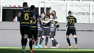 Inter-Genoa, le foto del match