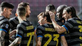 L'Inter prova la fuga: Lukaku scatenato e 3-0 al Genoa