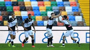 Udinese, con la Viola basta Nestorovski