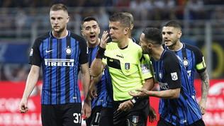 """Orsato ammette: """"La mancata espulsione di Pjanic fu un mio errore"""""""