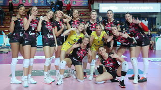 Serie A1: la UYBAespugna Novara, Scandicci torna al 4º posto