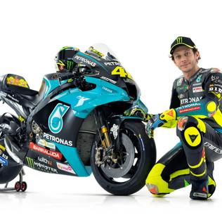 Ecco la nuova Yamaha di Valentino Rossi