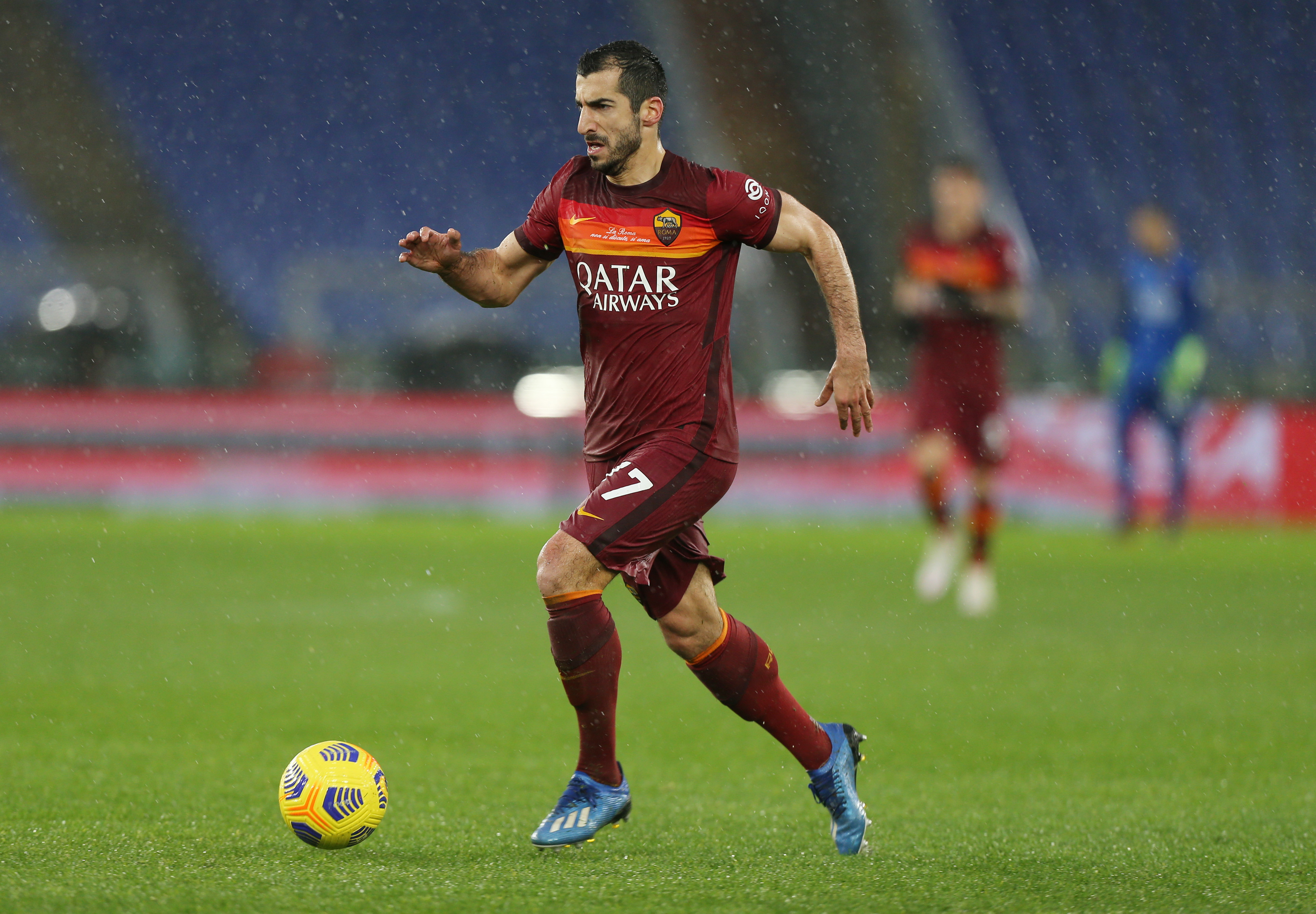 5) Mkhitaryan (Roma): ha partecipato a 18 gol, 9 gol e 9 assist