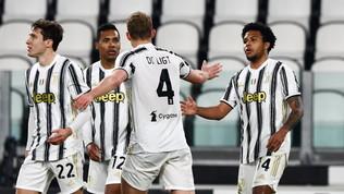 Juve: McKennie e Danilo dal 1' | Milan con Diaz | Inter, c'è Vidal | Roma, torna Smalling