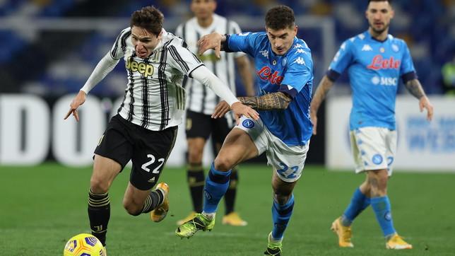 Juve-Napoli infinita: De Laurentiis chiede un'altra data per il recupero