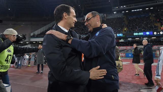Fonseca da incubo nei big match: Allegri e Sarrirestano in pole