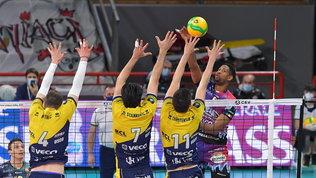 Champions League: Perugia vince al Golden Set, Modena eliminata