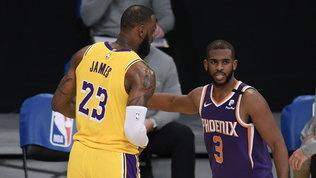 Come brillano i Suns! Lakers ko e secondo posto, Jokic stende i Bucks