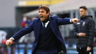 Inter, testacoda col Parma:la conferenza di Conte LIVE