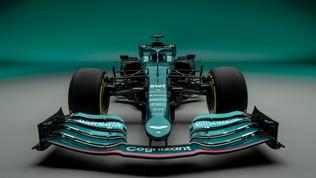Riparte l'avventura di Aston Martin in F1