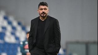 Furia Insigne dopo il 3-3 de Sassuolo: battibecco con Gattuso