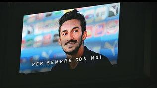 """Il calcio ricorda Astori, Gravina: """"Sempre con noi, il suo esempio ci ispira"""""""