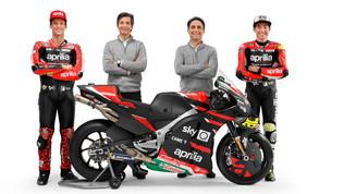 Aprilia Racing svelalaRS-GP 2021