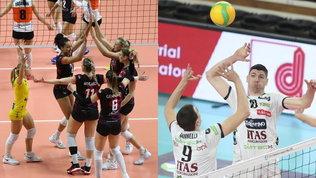 Champions League: la UYBAcompleta l'impresa, Trento-Perugia in semifinale