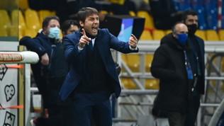 Più punti dell'Inter del Triplete: Conte si avvicina al traguardo