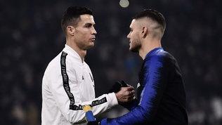L'ingaggio complica il futuro di Ronaldo alla Juve:c'è Icardi nel mirino bianconero
