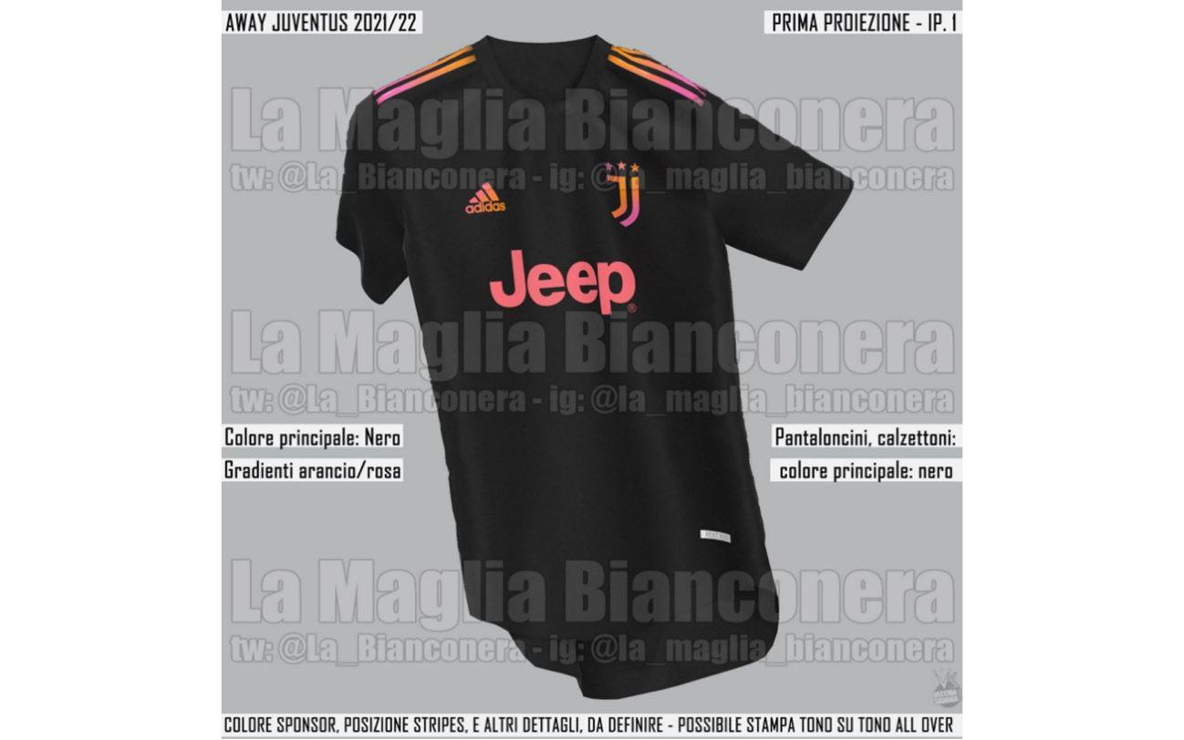 Juventus, ecco le nuove maglie per la stagione 2020/21 | Foto ...