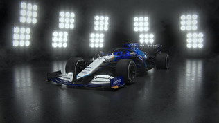 La Williams presenta la sua nuova FW43B