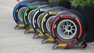 F1 e Pirelli avanti insieme:forniture unico pneumatici fino al 2024