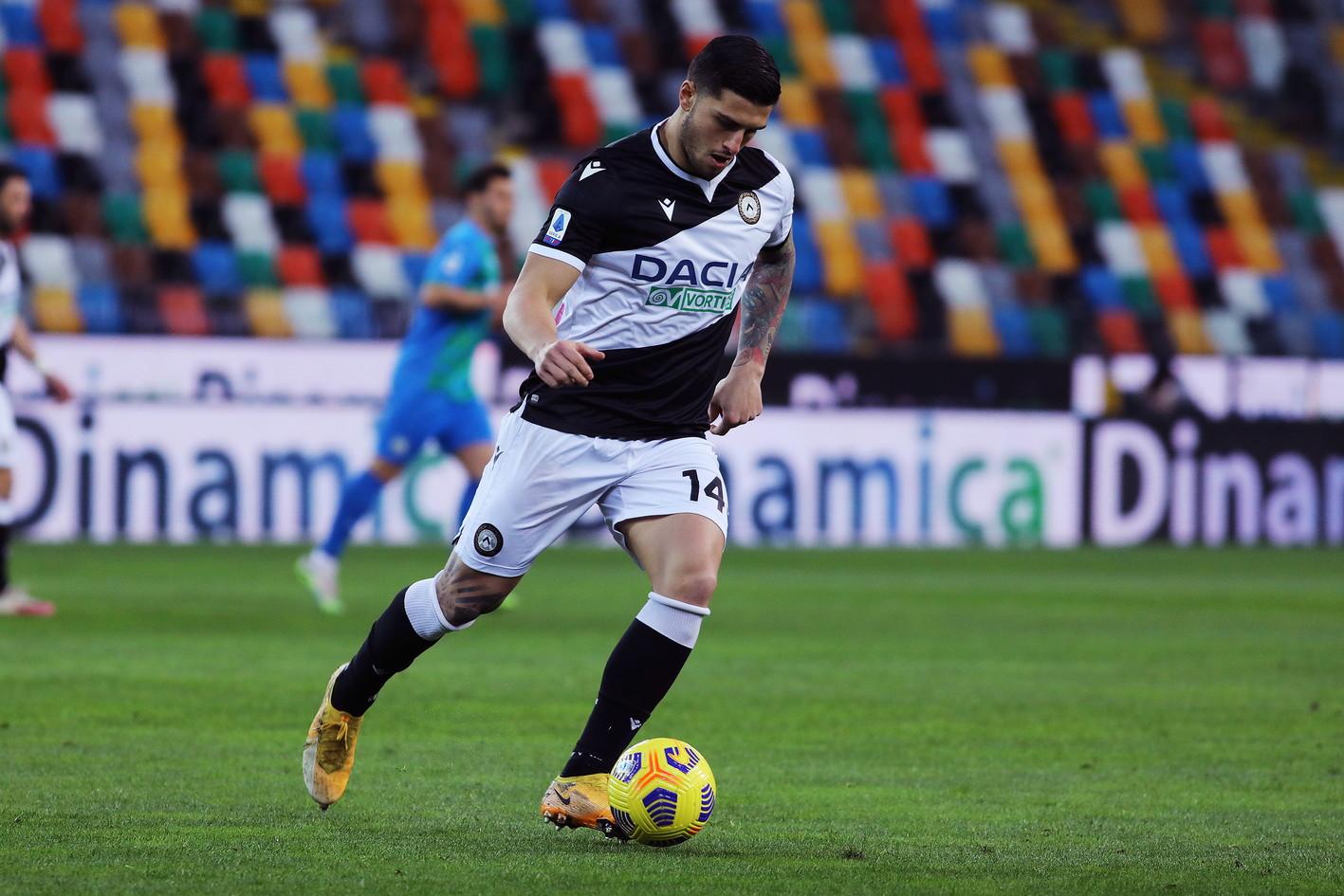 Udinese-Sassuolo 2-0, le migliori foto del match della Dacia Arena.<br /><br />