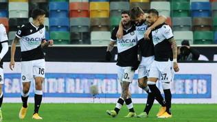 L'Udinese vede la salvezza: Llorente e Pereyra stendono il Sassuolo