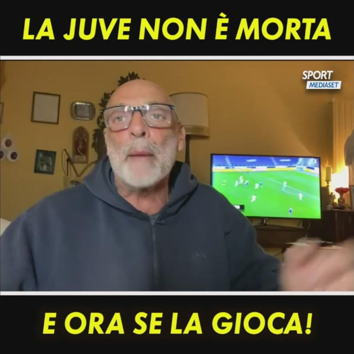 Brosio - La Juve non è morta e ora se la gioca